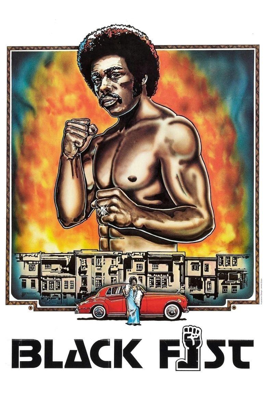 Black Fist Poster