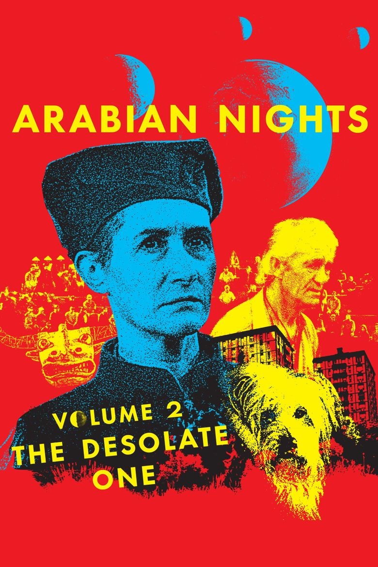 Arabian Nights: Volume 2, The Desolate One Poster