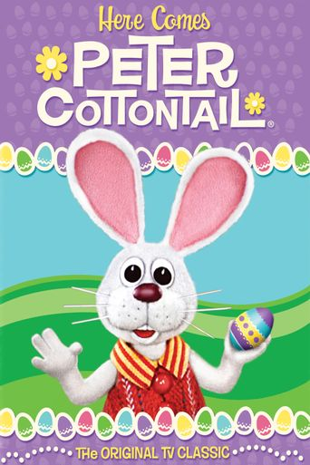 Here Comes Peter Cottontail Poster