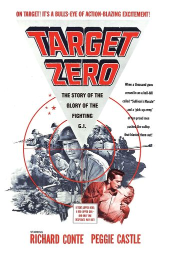 Target Zero Poster