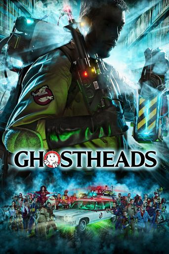 Ghostheads Poster