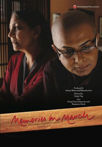 Memories in March Poster