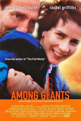 Among Giants Poster