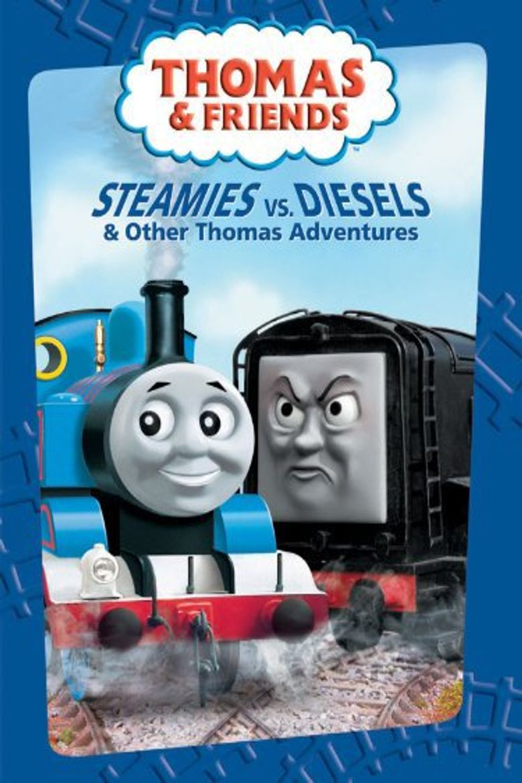 Thomas & Friends: Steamies vs Diesels Poster