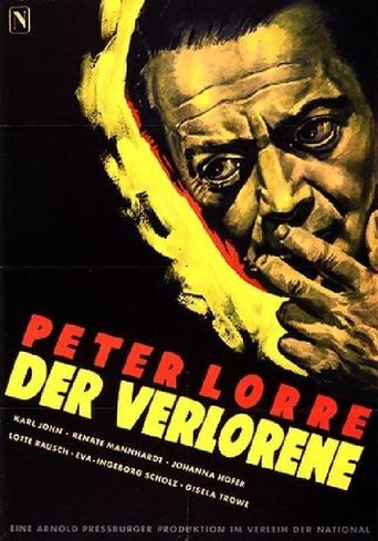 The Lost One Poster