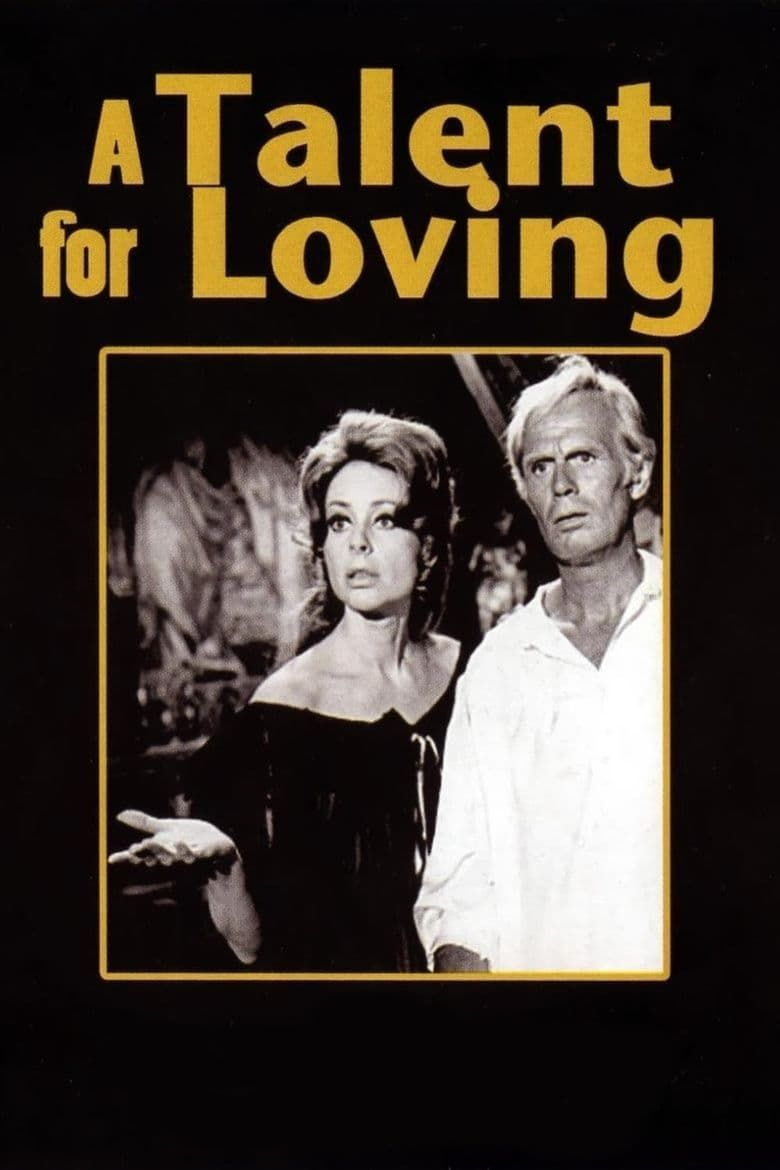 A Talent for Loving Poster