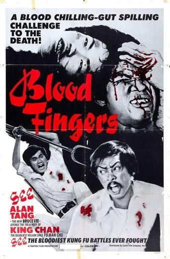 The Brutal Boxer Poster