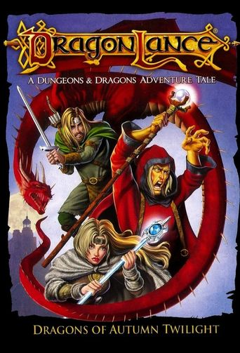 Dragonlance: Dragons Of Autumn Twilight Poster