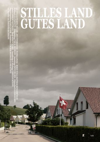Quiet Land Good People Poster