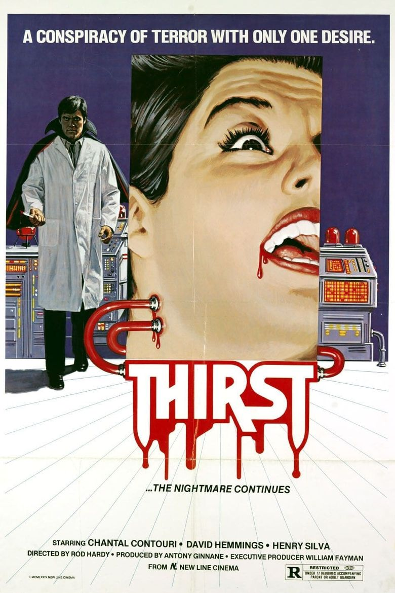Thirst 1979 Watch On Prime Video Shudder Fandor And