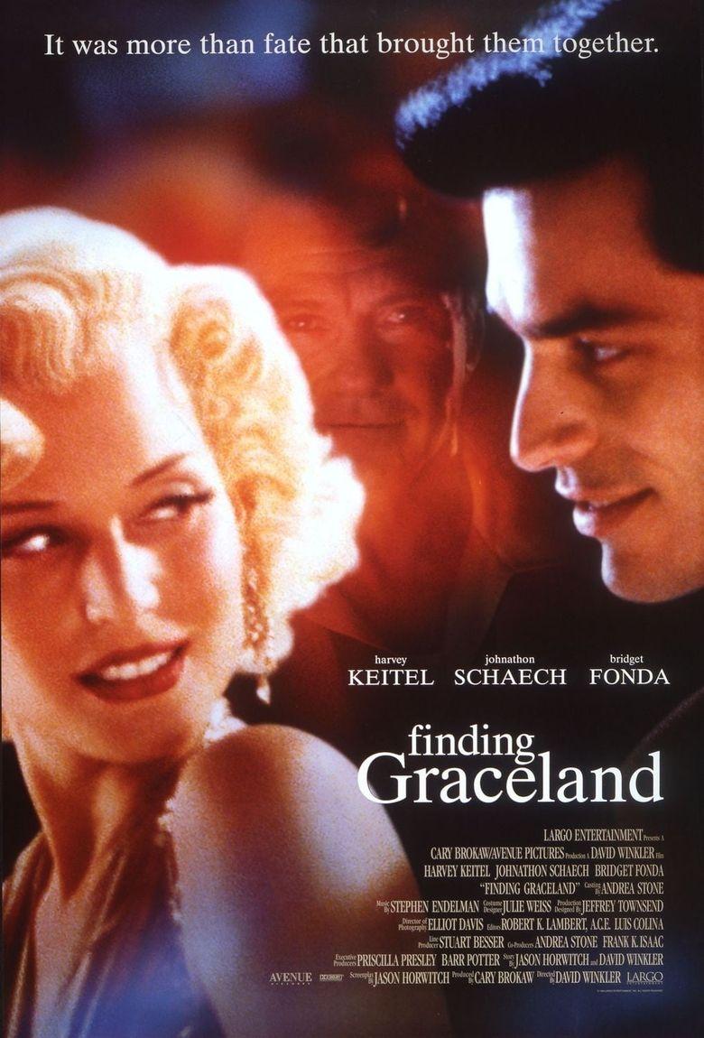Finding Graceland Poster