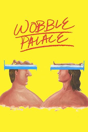 Wobble Palace Poster