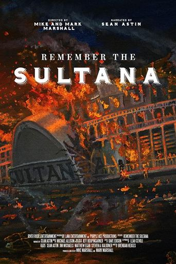 Remember the Sultana Poster