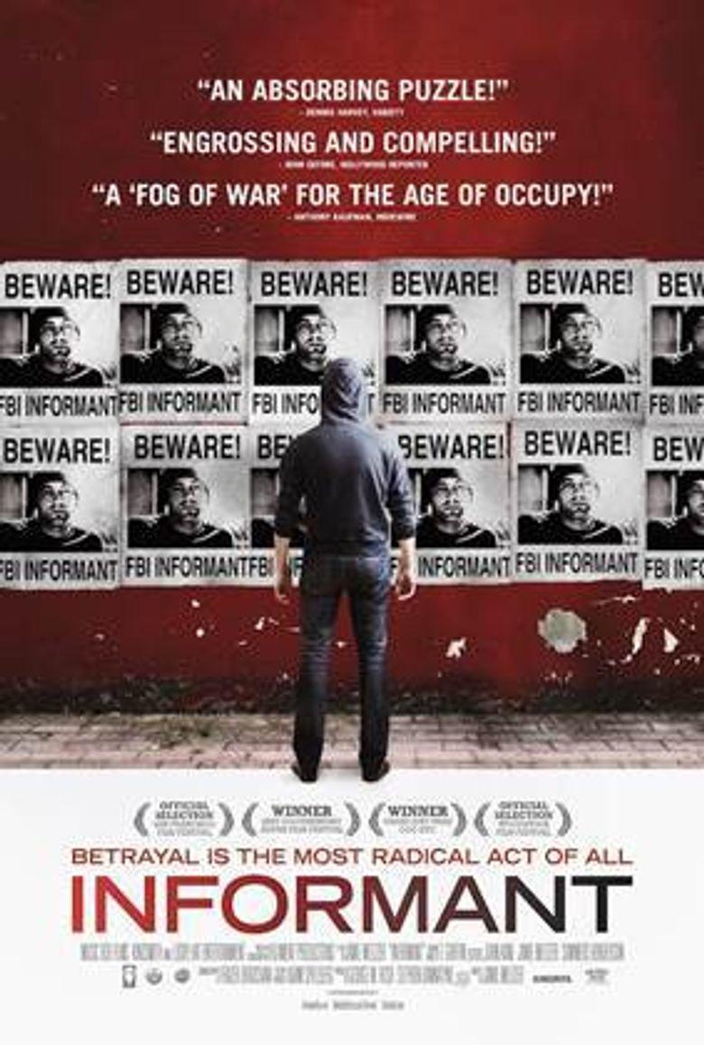 Informant Poster
