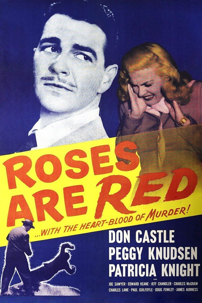 Roses Are Red Poster
