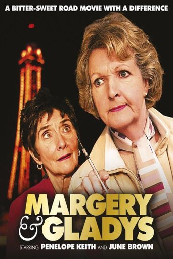 Margery and Gladys Poster