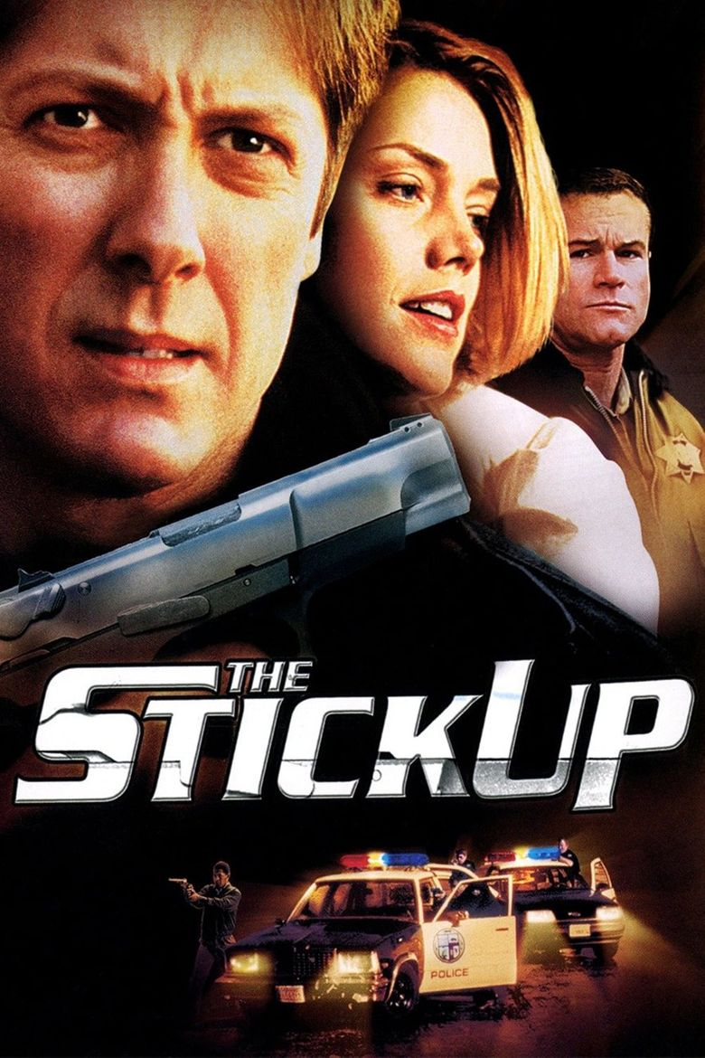 The Stickup Poster