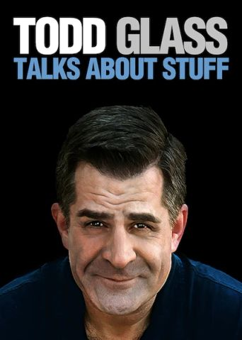 Todd Glass Stand-Up Special Poster