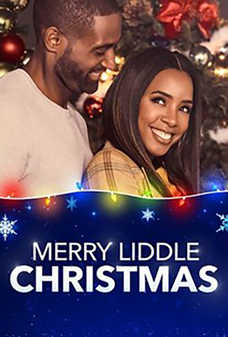 Merry Liddle Christmas Poster
