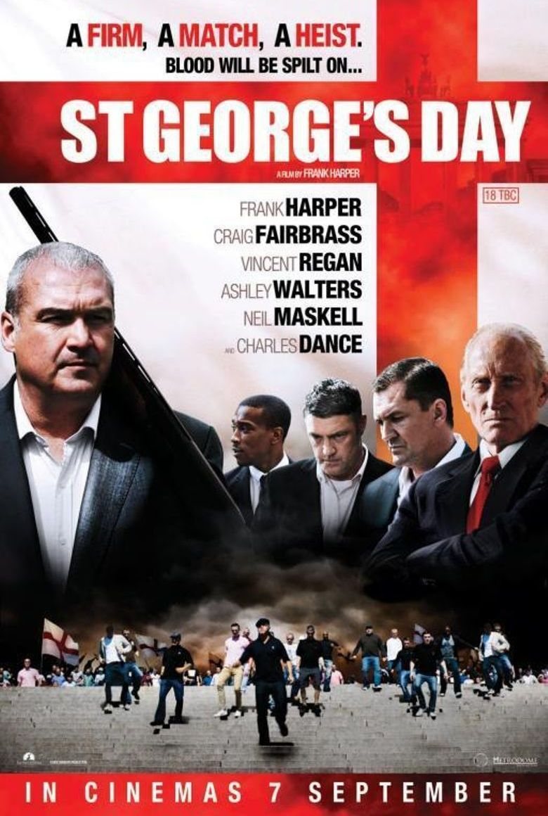 St George's Day Poster