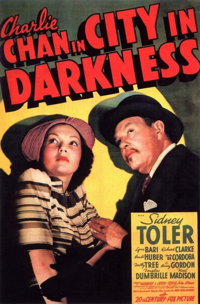 City in Darkness Poster