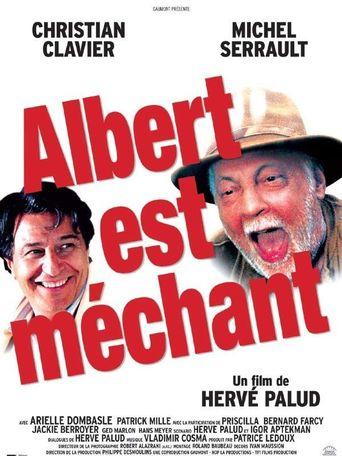Albert est méchant Poster