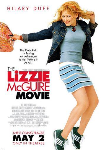 The Lizzie McGuire Movie Poster