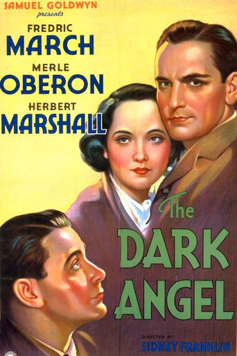 The Dark Angel Poster
