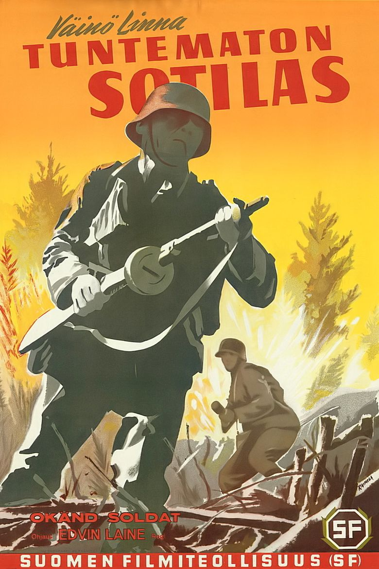The Unknown Soldier Poster