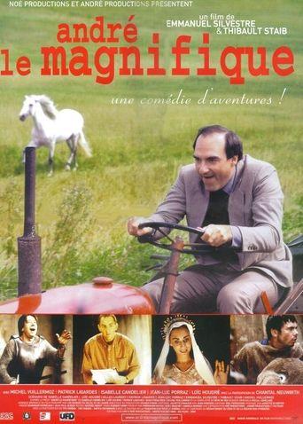 André le Magnifique Poster