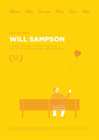 Will Sampson (...and the Self-Perpetuating Cycle of Unintended Abstinence) Poster