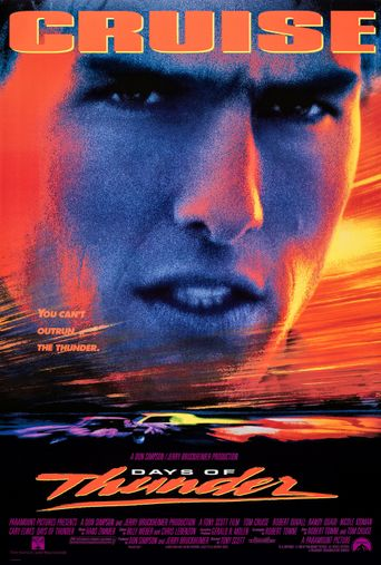 Watch Days of Thunder