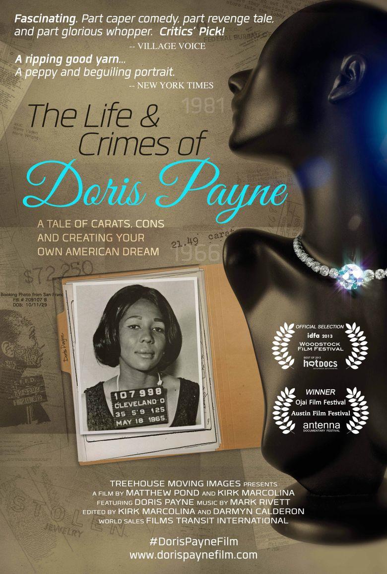 The Life & Crimes of Doris Payne Poster