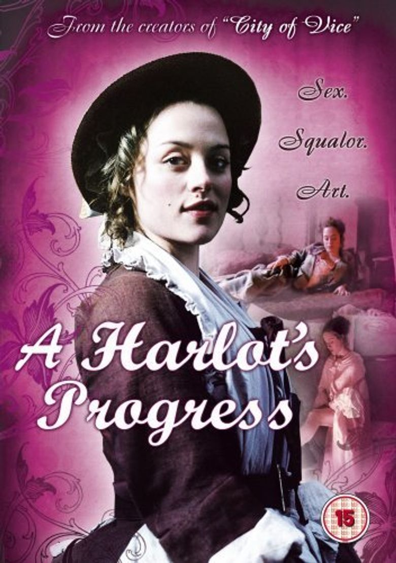 A Harlot's Progress Poster