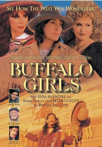 Buffalo Girls Poster