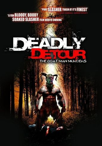 Deadly Detour Poster