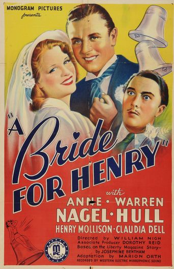 A Bride for Henry Poster