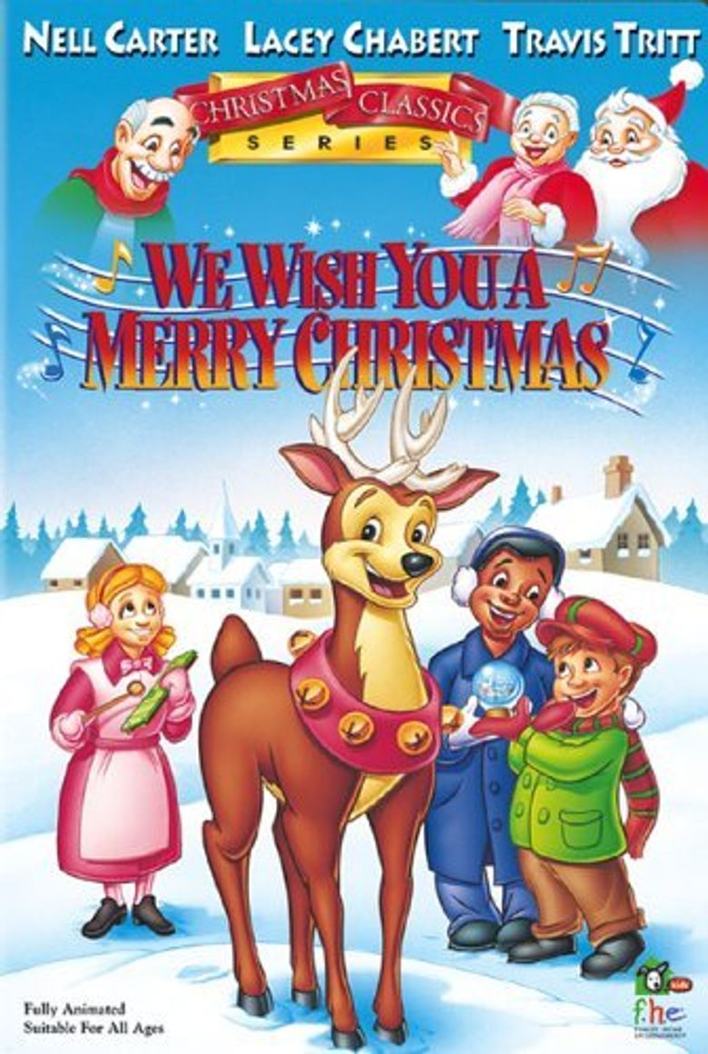 Watch We Wish You a Merry Christmas