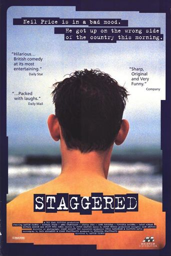 Staggered Poster