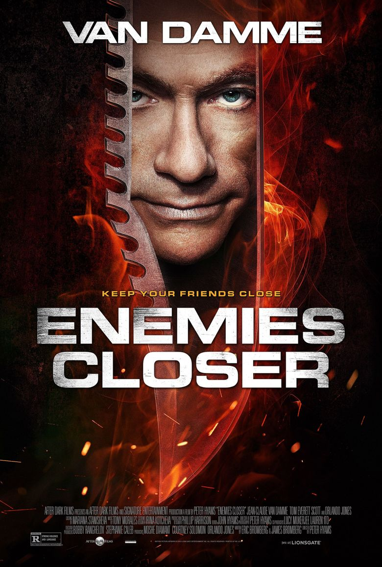 Enemies Closer Poster