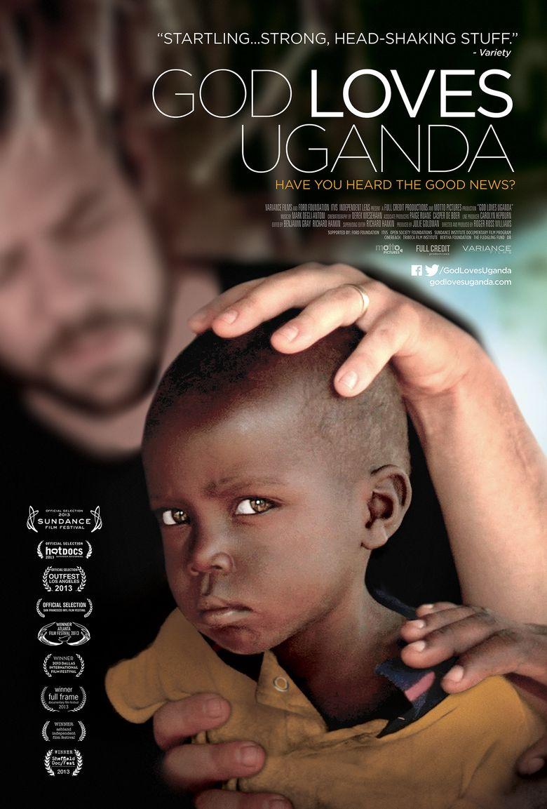 God Loves Uganda Poster