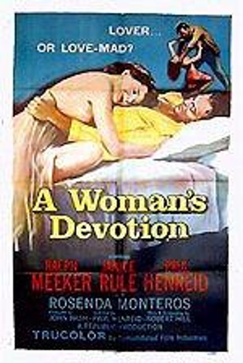 A Woman's Devotion Poster