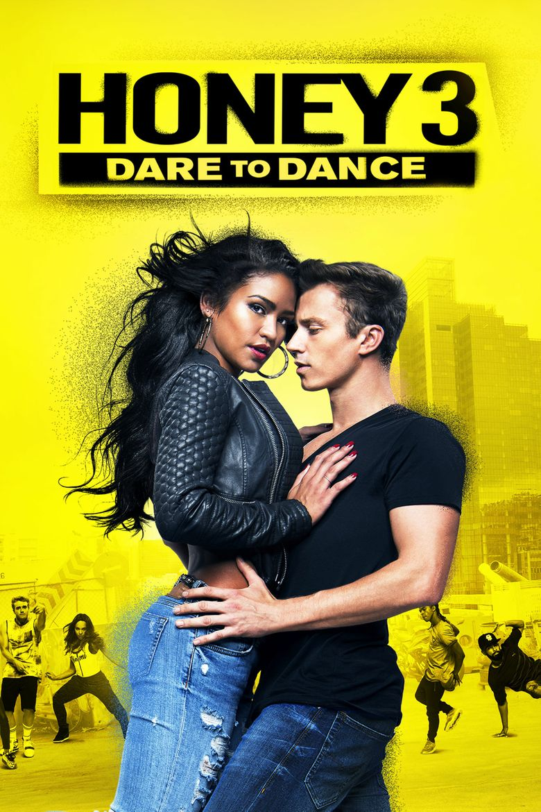 Honey 3: Dare to Dance Poster