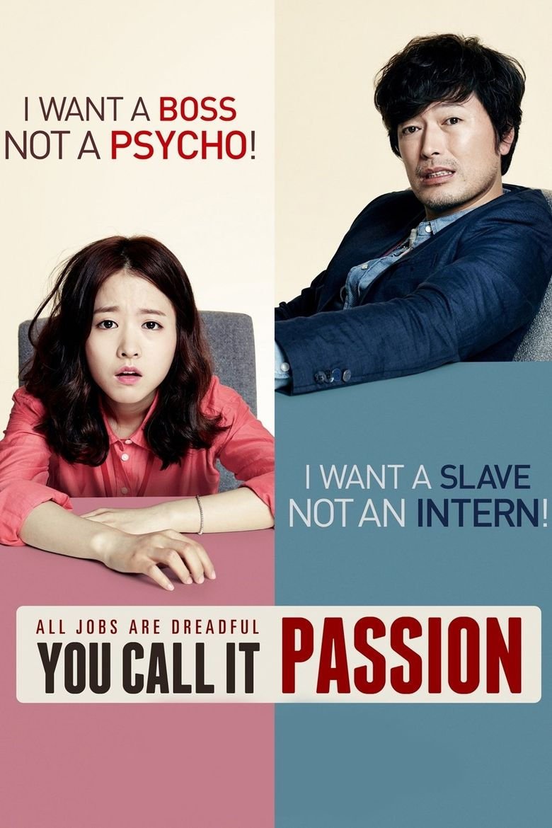 You Call It Passion Poster