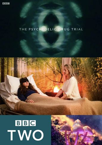 The Psychedelic Drug Trial Poster