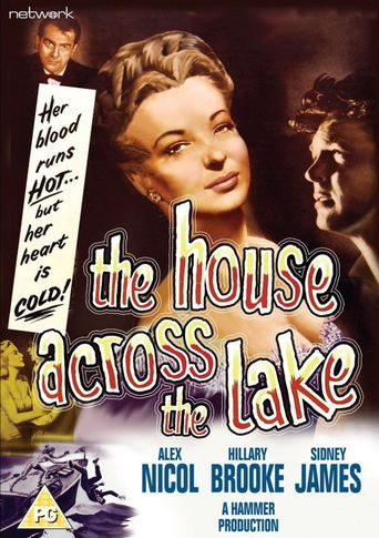 The House Across the Lake Poster
