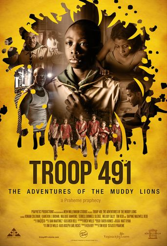 Troop 491: the Adventures of the Muddy Lions Poster