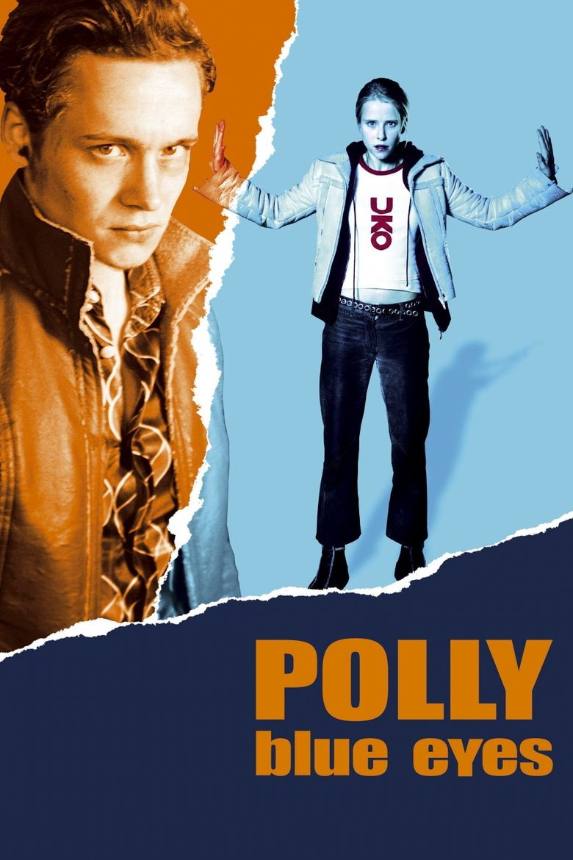 Polly Blue Eyes Poster