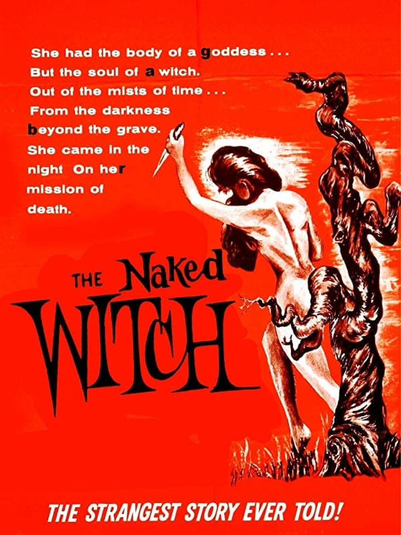 Watch The Naked Witch
