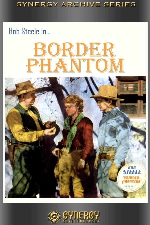 Border Phantom Poster
